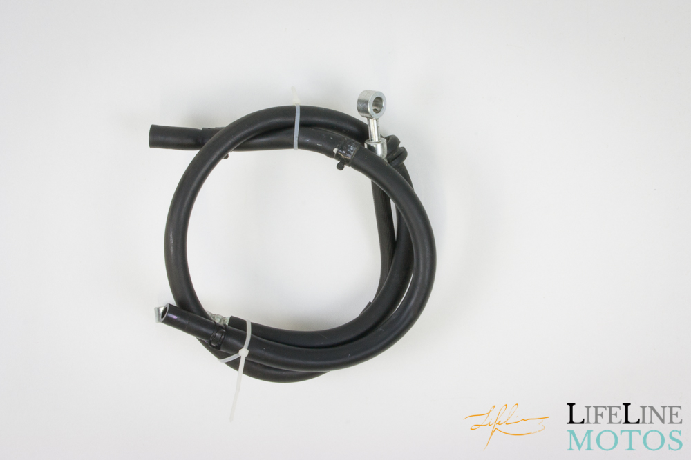 flexible de frein arrière