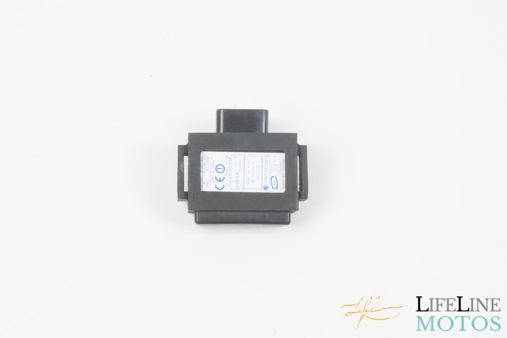 Amplificateur kawasaki Z750