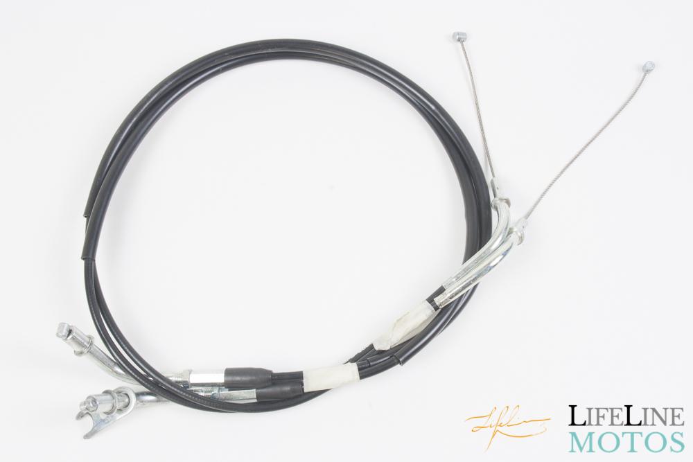 Cable accélérateur kawasaki Z750