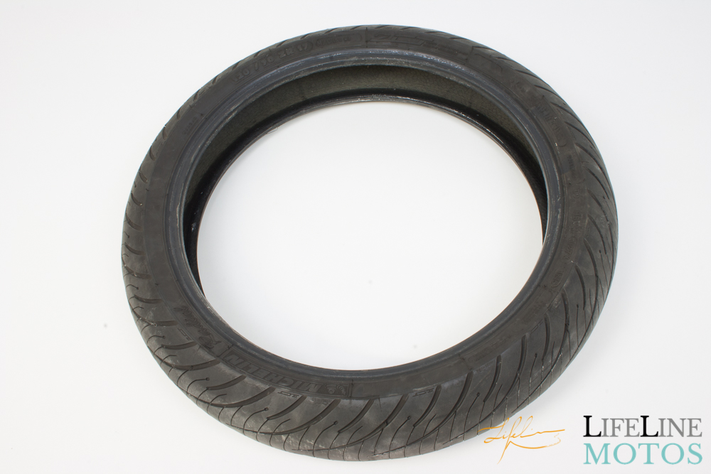 Pneu Michelin Pilot Road 3 120-70 ZR17