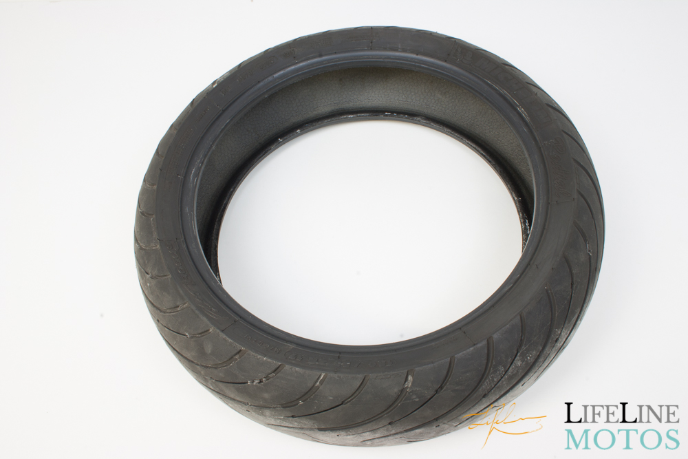 Pneu Michelin Pilot Road 3 180-55 ZR17