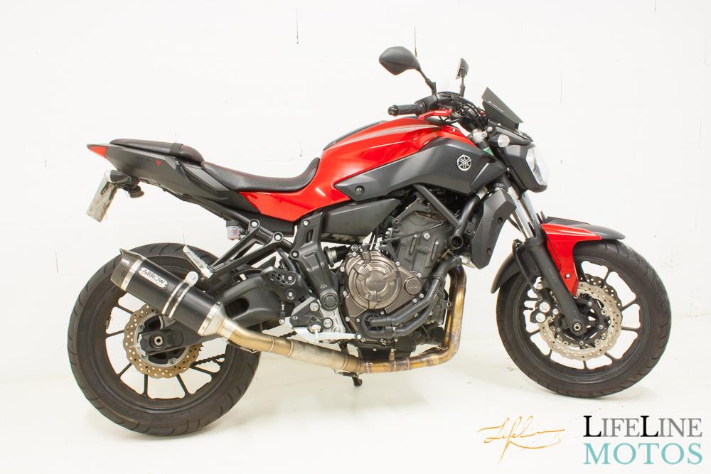 Yamaha mt-07 rouge 2016-1