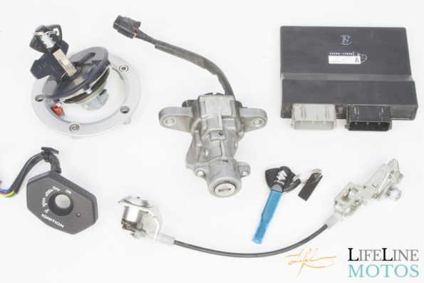 Kit neiman 2 clés Suzuki GSXS 750-1